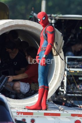 Rodaje Spider-Man Homecoming (11)