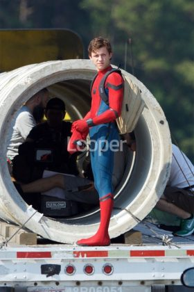 Rodaje Spider-Man Homecoming (12)