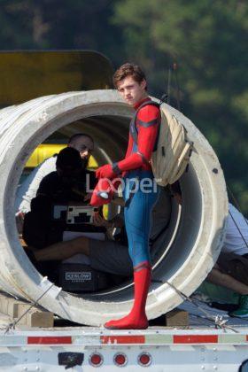 Rodaje Spider-Man Homecoming (13)