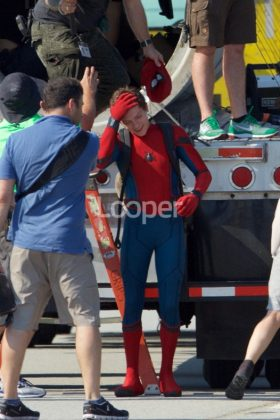 Rodaje Spider-Man Homecoming (18)