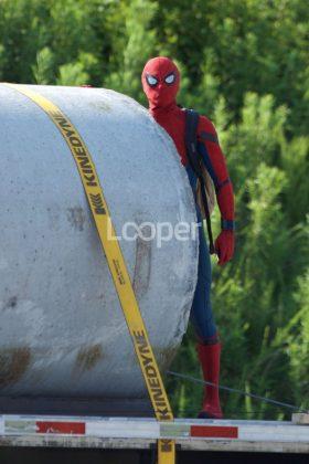 Rodaje Spider-Man Homecoming (19)