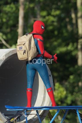 Rodaje Spider-Man Homecoming (21)
