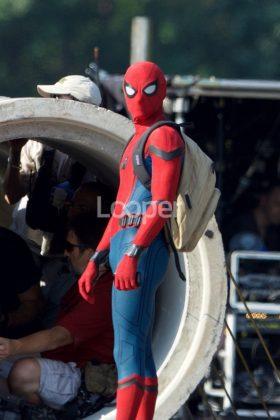 Rodaje Spider-Man Homecoming (22)