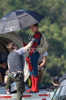 Rodaje Spider-Man Homecoming (23)