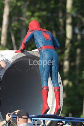 Rodaje Spider-Man Homecoming (26)
