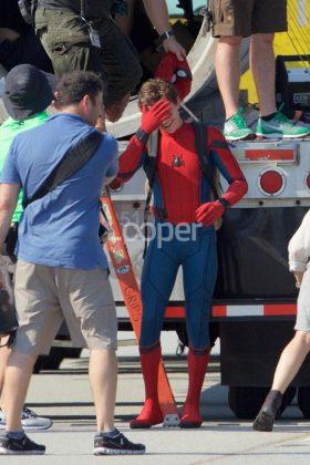 Rodaje Spider-Man Homecoming (27)