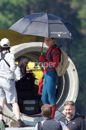 Rodaje Spider-Man Homecoming (33)