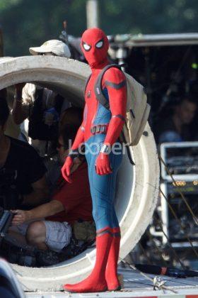 Rodaje Spider-Man Homecoming (4)