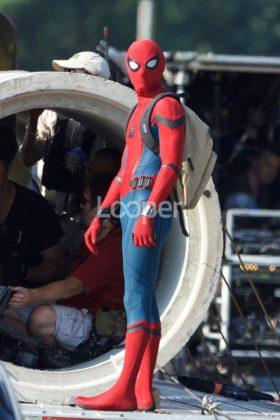 Rodaje Spider-Man Homecoming (7)