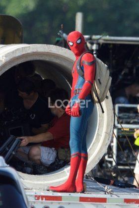 Rodaje Spider-Man Homecoming (8)