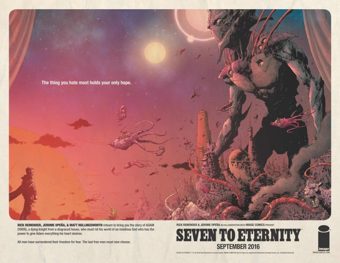 Seven to Eternity Teaser