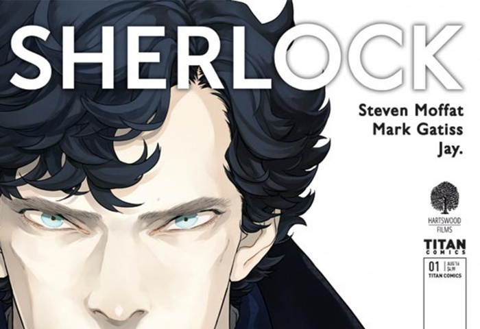 Sherlock A Study in Pink Destacada