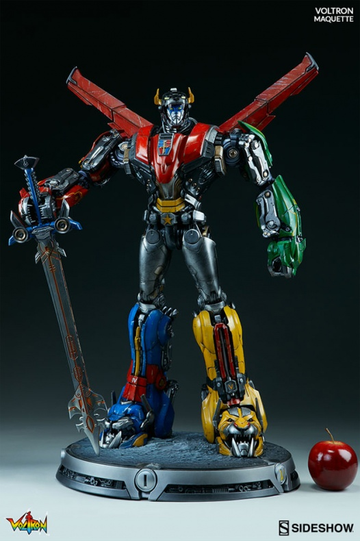 Sideshow Collectibles Voltron