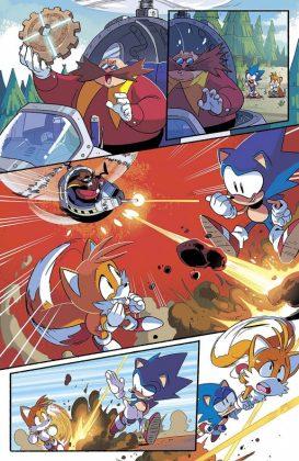 Sonic Mega Drive Página interior (2)