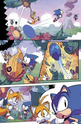 Sonic Mega Drive Página interior (3)