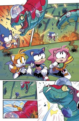 Sonic Mega Drive Página interior (4)