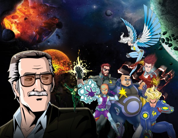 Stan Lee's Cosmic Crusaders