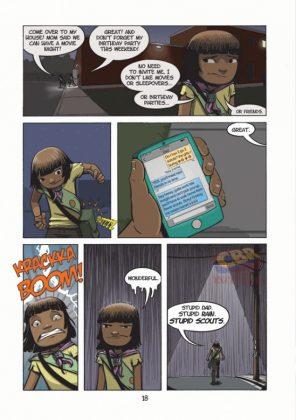 Star Scouts Página interior (1)