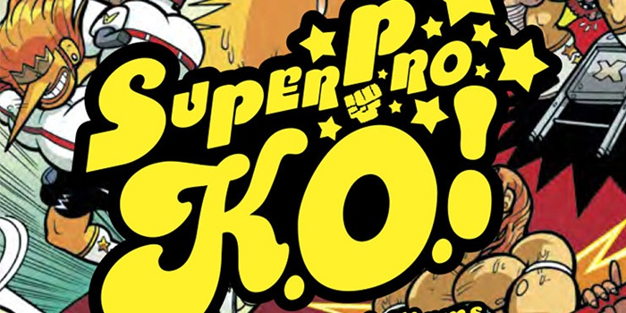 Super Pro K.O.! Gold for Glory Destacada