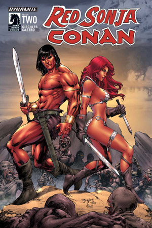 Conan Red Sonja Planeta Cómic