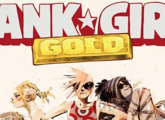 Tank Girl Gold Destacada