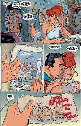 The Flintsones Página interior (4)