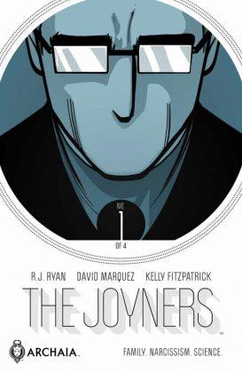 The Joyners Portada principal de David Marquez
