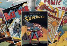 The Little Book of Superman Batman Wonder Woman 2