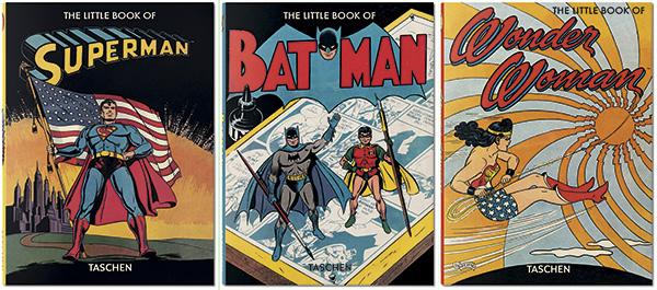 The Little Book of Superman Batman Wonder Woman