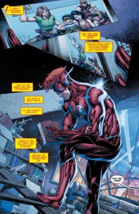 Titans Rebirth Página interior (3)