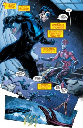 Titans Rebirth Página interior (4)