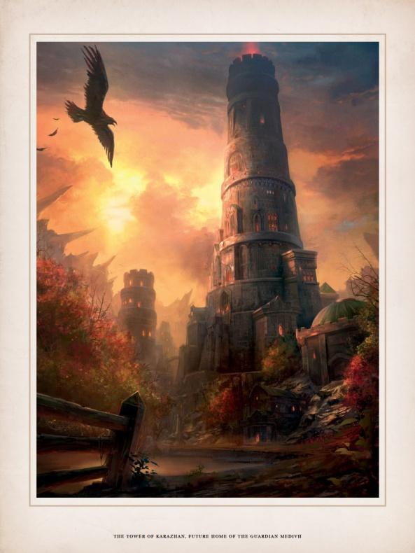 World of Warcraft Crónicas torre Karazhan Medivh