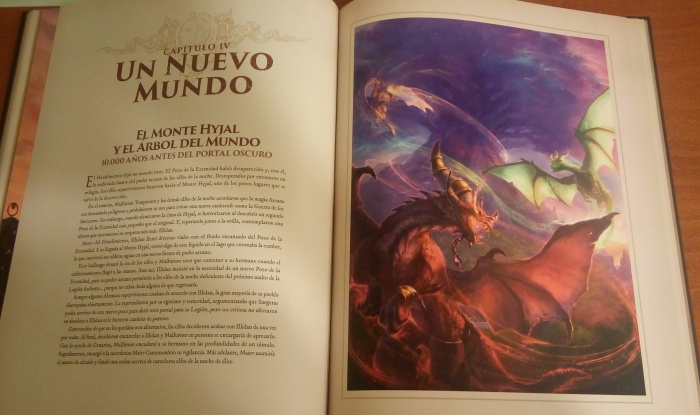 World of Warcraft crónicas volumen 1