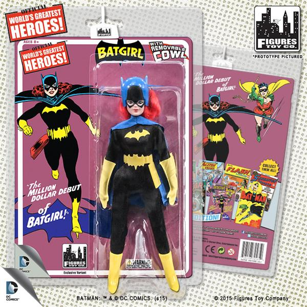 batgirl figura