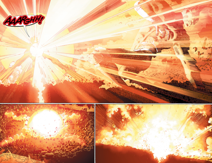 Superman flare