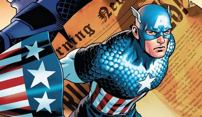 captain america steve rogers 2