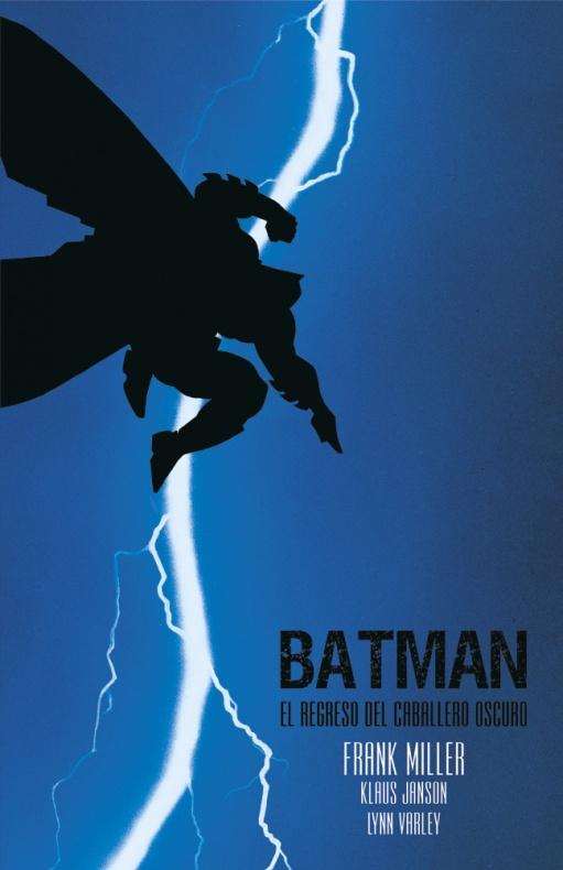 cubierta batman eccc ediciones regreso caballero oscuro