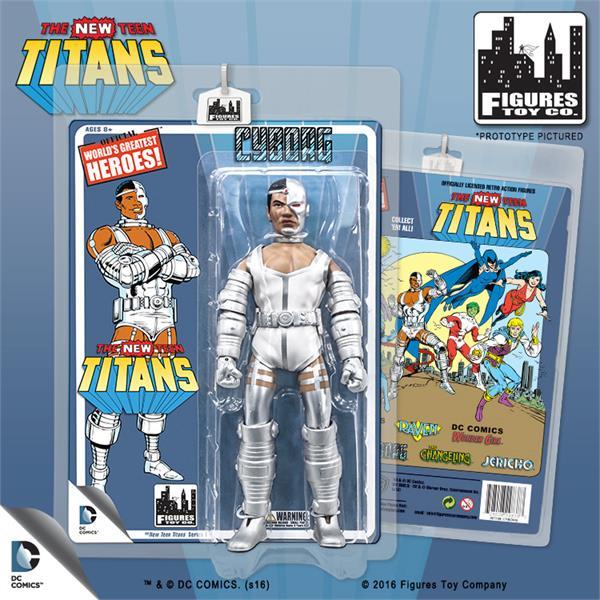 cyborg figura