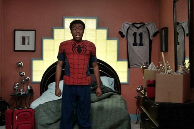 Donald Glover - Spider-Man