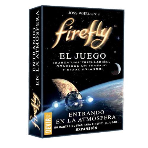 Firefly El Juego Entrando en la atmosfera