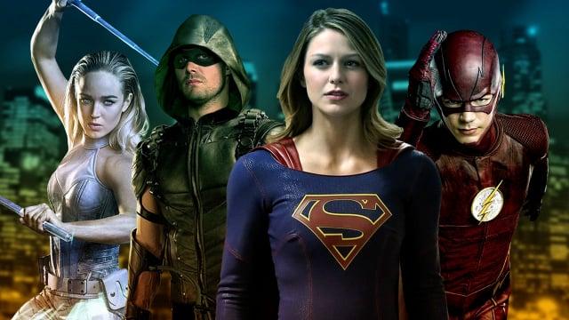 'Supergirl', 'The Flash', 'Arrow' y 'Legends of Tomorrow'