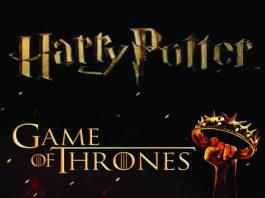 Juego de Tronos - Harry Potter