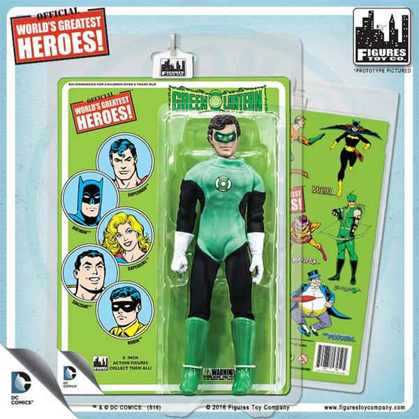 green lantern figura
