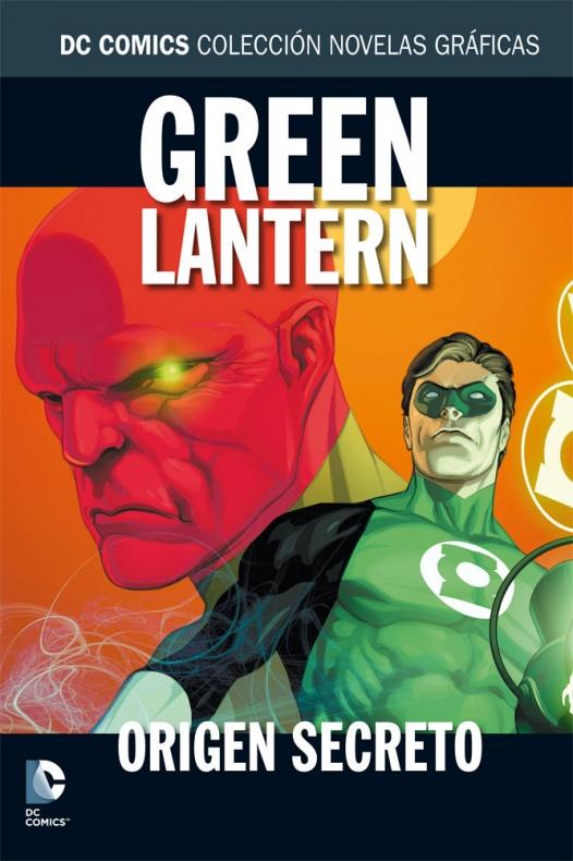 green lantern origen secreto ecc ediciones
