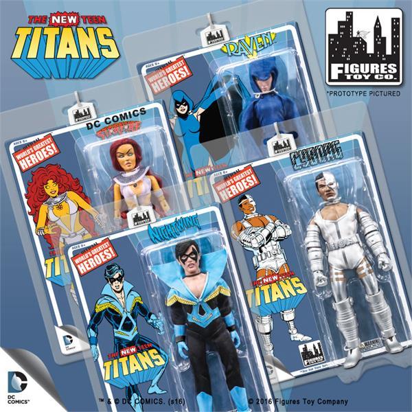 jovenes titanes figuras 2