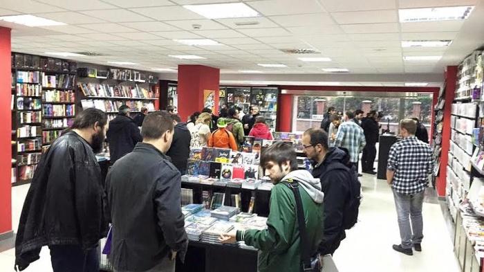mil comics tienda