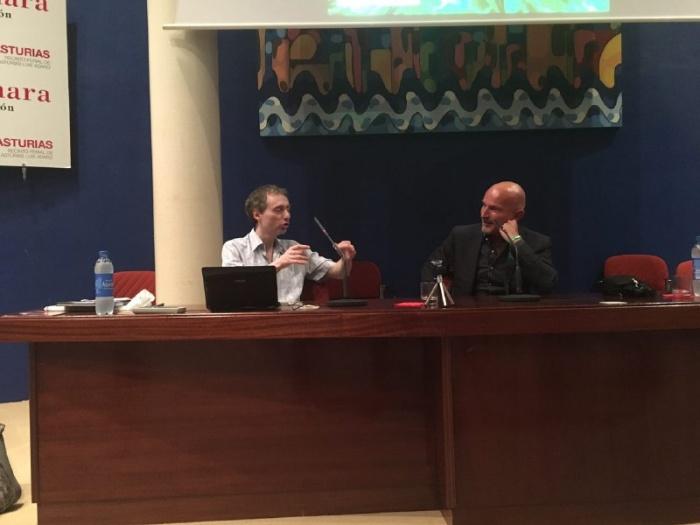 Metrópoli Comic Con Claudio Castellini