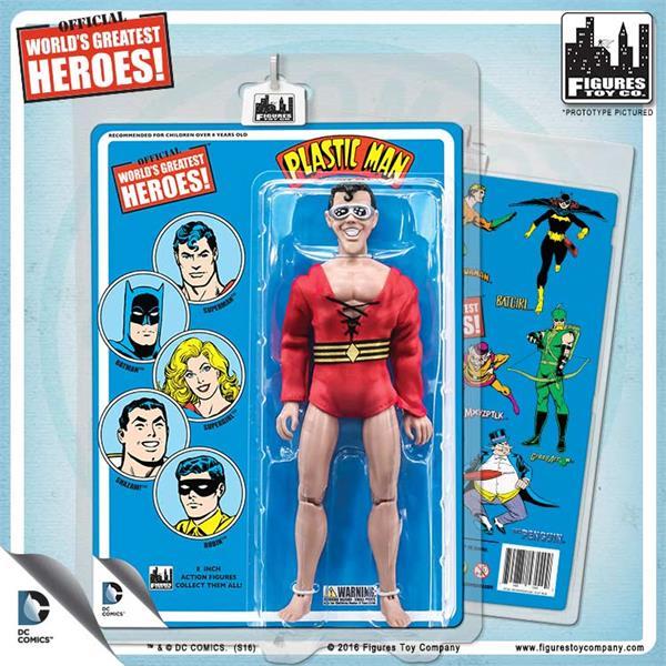 plastic man figura