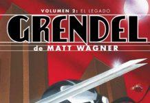Grendel Omnibus 2: El legado