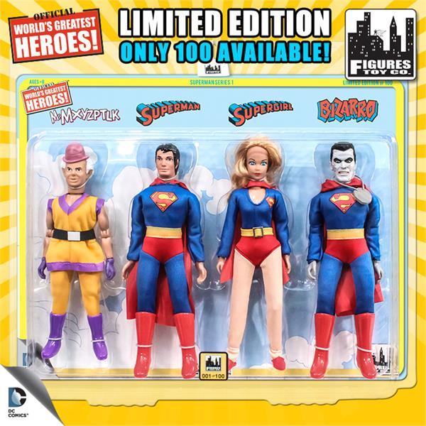 superman figuras
